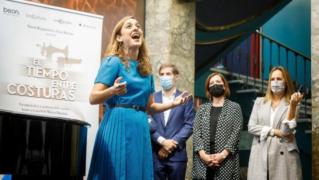 El Teatro Principal acogerá el estreno mundial del musical 'El tiempo entre costuras'