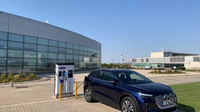 Endesa X instalará cuatro puntos de recarga para uso público en el Parque Tecnológico Walqa
