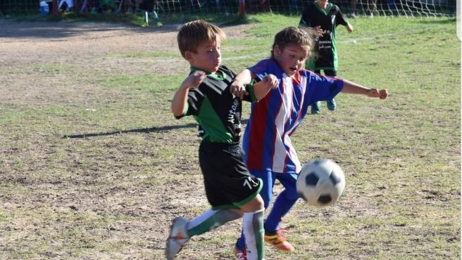 Felicitas Flores, la estrella del fútbol de ocho años a la que ha firmado Nike.