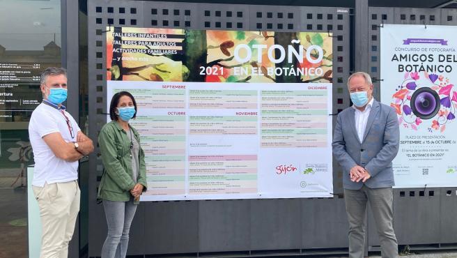 El Botánico programa este último trimestre hasta 35 actividades durante los fines de semana