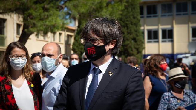 Puigdemont quedará en libertad este viernes pero deberá permanecer en l'Alguer (Italia)