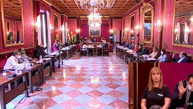 Vox lamenta el rechazo del Pleno a su propuesta de fiscalización de las dotaciones económicas de los grupos