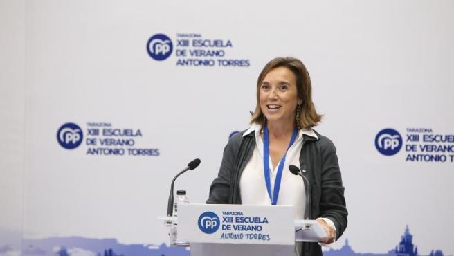 """Gamarra exige a Sánchez que """"haga todo lo que esté en su mano"""" para que Puigdemont sea extraditado y juzgado en España"""