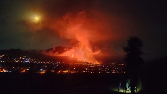 Ruido, picón en el aire, olor a taller y otras experiencias sensoriales de una conquense a 10 kilómetros del volcán