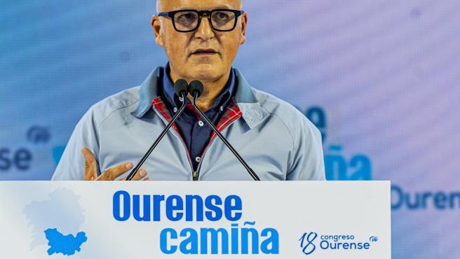 Ás 17:00 Manuel Baltar comparece ante os medios para dar a coñecer a proposta de composición do comité executivo do PP.O candidato á reelección da presidencia do Partido Popular de Ourense, Manuel Baltar, visita o