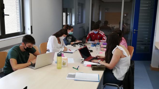 Las residencias juveniles de la DGA inician el curso al 100% de ocupación y con habitaciones individuales por la COVID