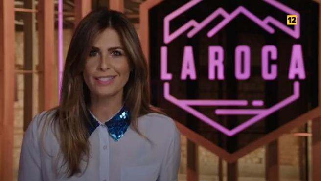 Imagen promocional de Nuria Roca en el programa 'La Roca'.
