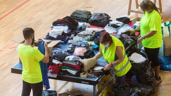 El Cabildo de El Hierro y ayuntamientos preparan ayudas para los damnificados en La Palma