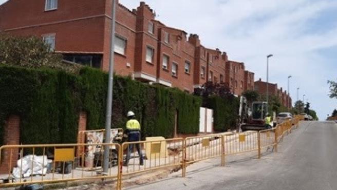 Endesa invierte 230.000 euros en mejorar la red eléctrica en los Quatre Garrofers de Tarragona