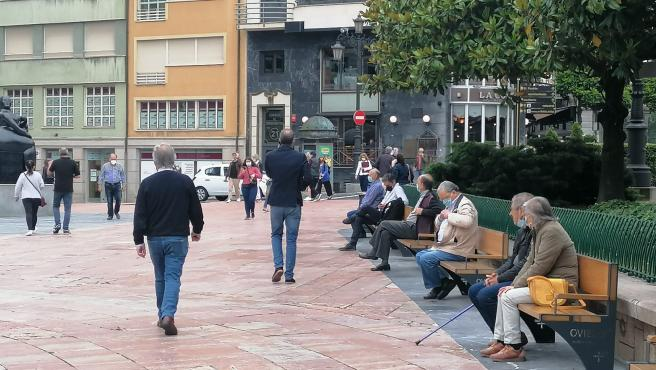 Ni fallecidos ni ingresos en UCI por COVID-19 a lo largo del fin de semana en Asturias