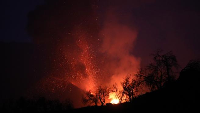 El Gobierno declara Zona Afectada por Emergencia de Protección Civil a La Palma y envía 10,5 millones urgentes