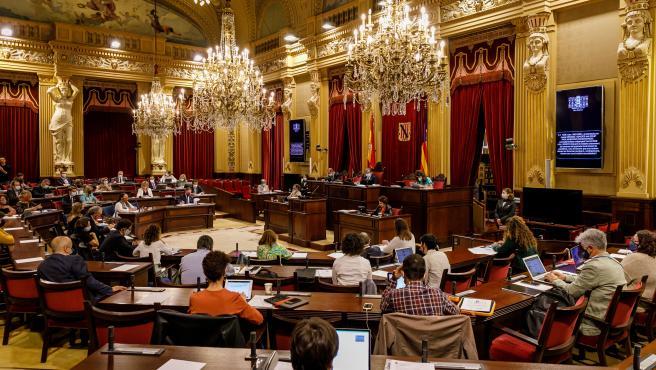 El Parlament valida el Decreto ley 8/2021, de prestaciones sociales de carácter económico de Baleares