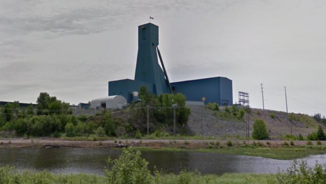 La mina Totten, en Sudbury (Ontario, Canadá), en una imagen de archivo.