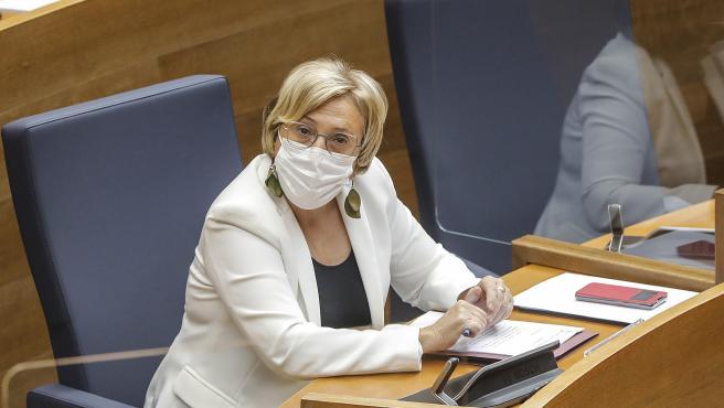 ROBER SOLSONA...20210803...VALENCIA...LA CONSELLERA ANA BARCELÓ.