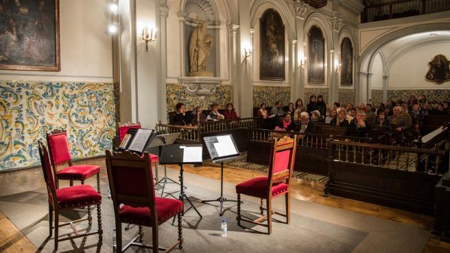 El aula de música de la Universitat de València recibe el otoño con más de un total de 13 conciertos