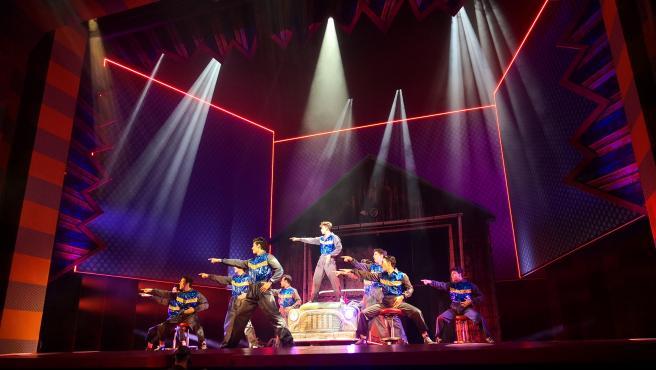 El musical 'Grease' regresa a Madrid