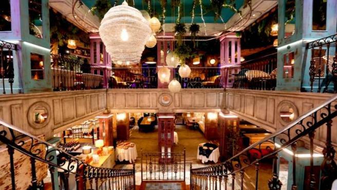 Imagen de recurso del restaurante Balicana Restaurant & Lounge.
