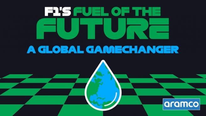 El plan de futuro de la F1 pasa por un combustible 100% sostenible.