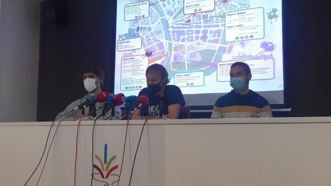 La ikastola Lizarra de Estella celebra el 16 y el 17 de octubre el Nafarroa Oinez tras la suspensión por la pandemia