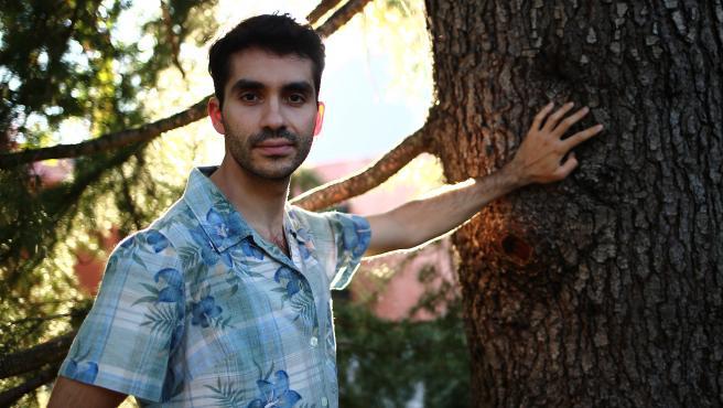 El pianista sevillano Juan Pérez Floristán posa para '20minutos'.