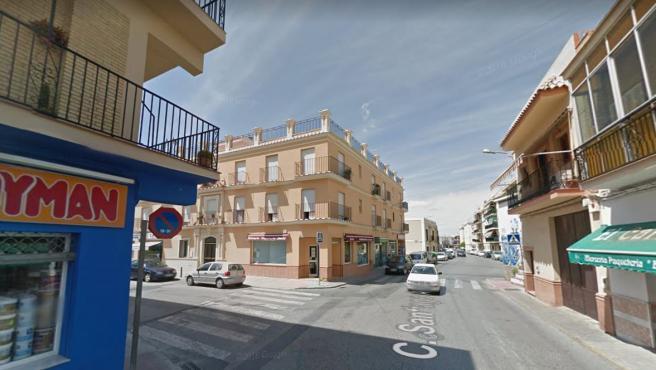 Una calle de Utrera (Sevilla) en una imagen de archivo.