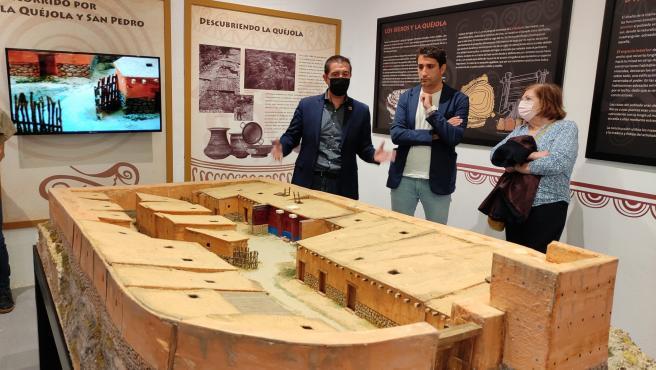 Abre sus puertas el Centro de Interpretación del yacimiento de La Quéjola en San Pedro (Albacete)