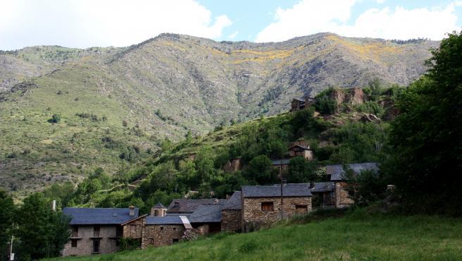 Civís, pueblo del municipio de Valls de Valira (Alt Urgell), en Lleida.
