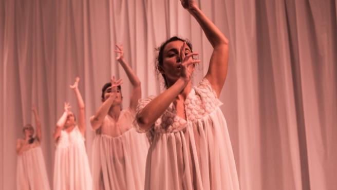 La compañía Lasala lleva este domingo la coreografía 'Dead' al Gezala Auditorium de Lezo (Gipuzkoa)