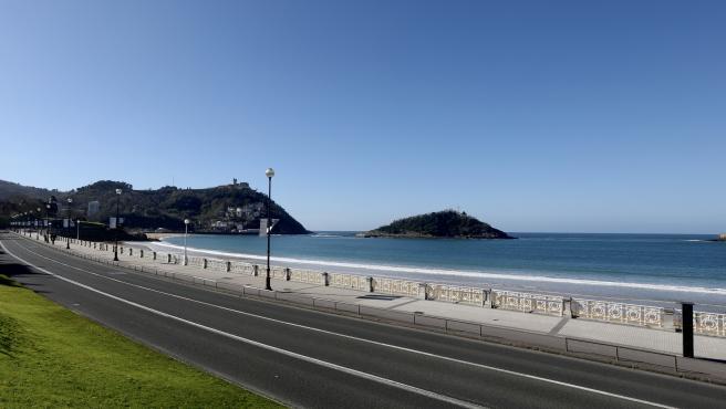 Los vehículos no autorizados que circulen por La Concha de San Sebastián serán sancionados a partir del día 18