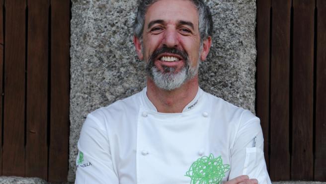 El chef gallego Pepe Solla.