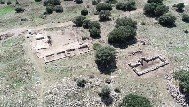 Hallada una mezquita completa del siglo XI en el yacimiento arqueológico de 'La Graja' de Higueruela (Albacete)