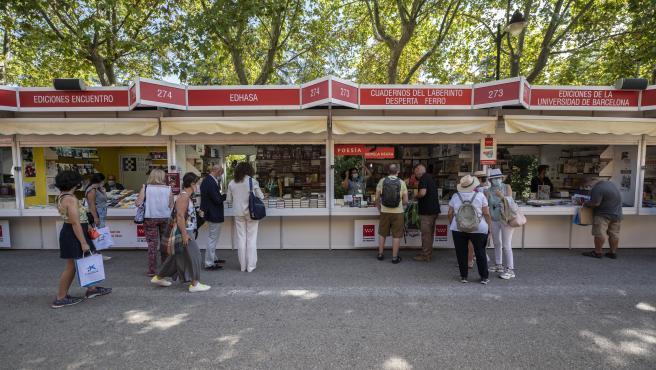Más Madrid propone que la próxima Feria del Libro se celebre dedicando una estatua a Gloria Fuertes en el Retiro