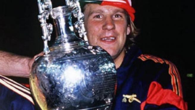 Paul Merson, en su etapa de jugador.