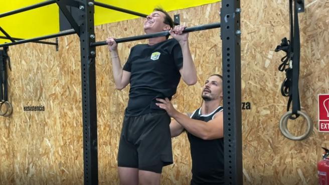 Nyno Vargas se atreve a entrenar a CrossFit con nosotros