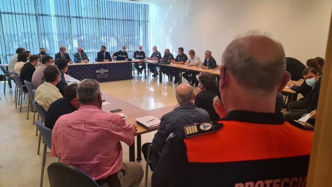 Ayuntamiento refuerza emergencias, limpieza y Tussam ante la salida extraordinaria del Gran Poder