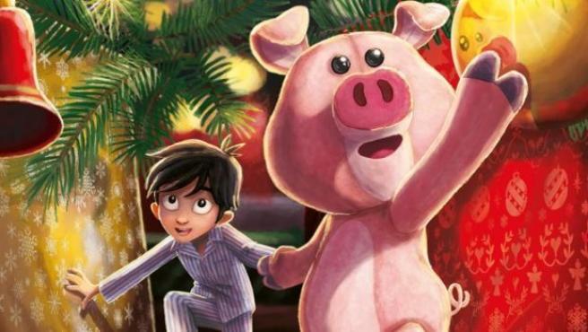 'El cerdito de Navidad', nuevo libro de J.K. Rowling.