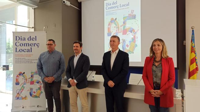 El Consell declarará el 25 de octubre 'Día del Comercio Local' para reconocer y dar visibilidad a su labor