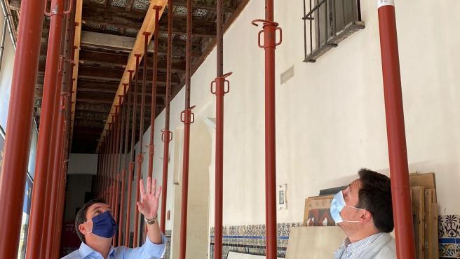 """El PP urge al Ayuntamiento a que ejecute la """"restauración completa"""" del Convento de Santa Clara """"cuanto antes"""""""