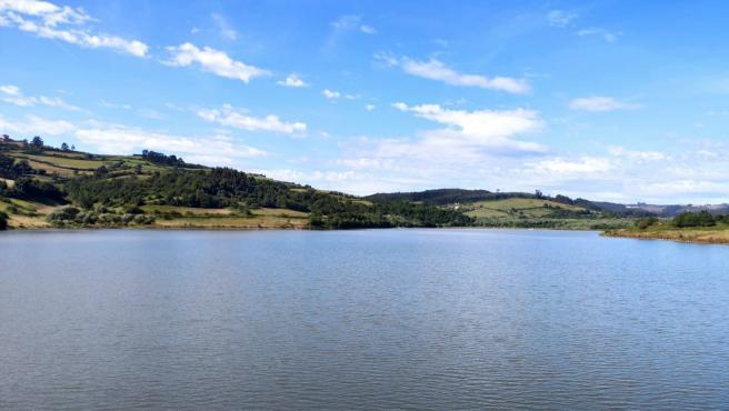 La reserva hidráulica del Cantábrico Occidental está al 58,1% de capacidad