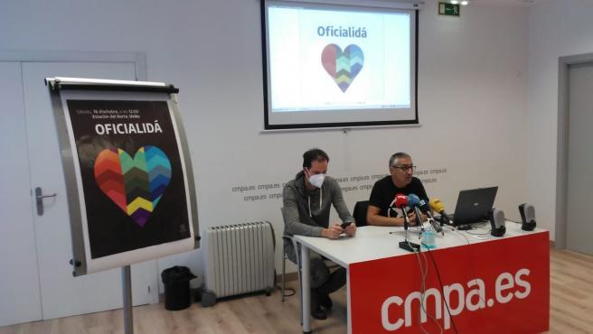 """La XDLA espera que la manifestación por la oficialidad del sábado """"sea la última"""" y que Asturias """"pueda pasar página"""""""