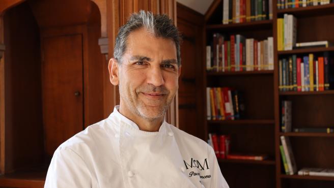 Paco Roncero, chef y director gastronómico de MOM Culinary Institute.