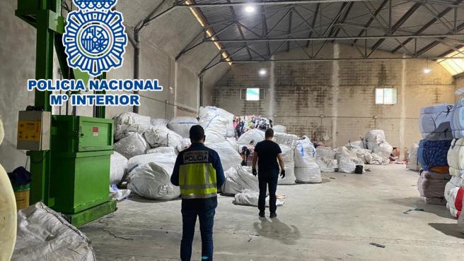Sucesos.- Detenido un empresario de Cocentaina acusado de explotar a empleados: jornadas de 12 horas por 400€