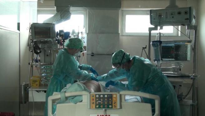 Aumentan los casos en La Rioja, a 66, en un día sin fallecidos y con un paciente ingresado menos