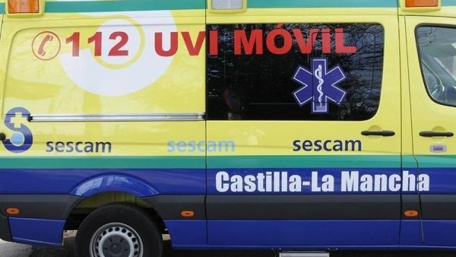 Cinco afectados, uno de ellos trasladado al hospital, tras el incendio en una vivienda de Yuncos (Toledo)