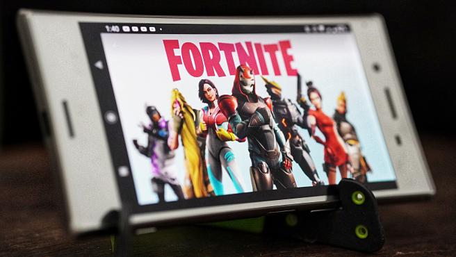 Fortnite está disponible en Play Store desde mitad de 2020.