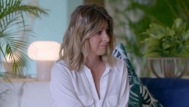 Sandra Barneda, dolida por la pena de Lucía en 'La última tentación'