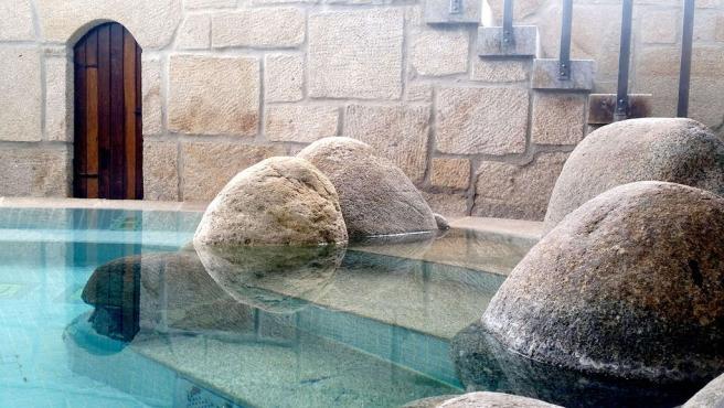 Spa del Balneario de Mondariz