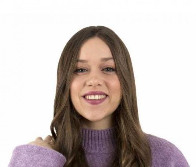 Eva, concursante de 'OT 2020'.