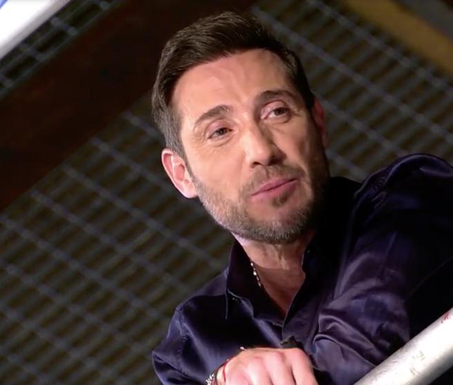 Antonio David Flores se estrena como colaborador de 'Sálvame'.