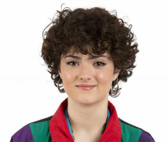Anne, concursante de 'OT 2020'.